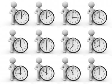 Patienter uteblir 200 000 timmar