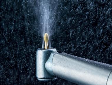 Stopp för aerosolbildande borrar hävs