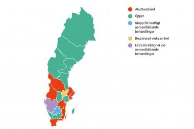 Status inom Folktandvården