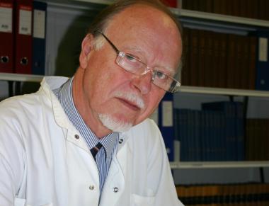 Dansk traumanestor död