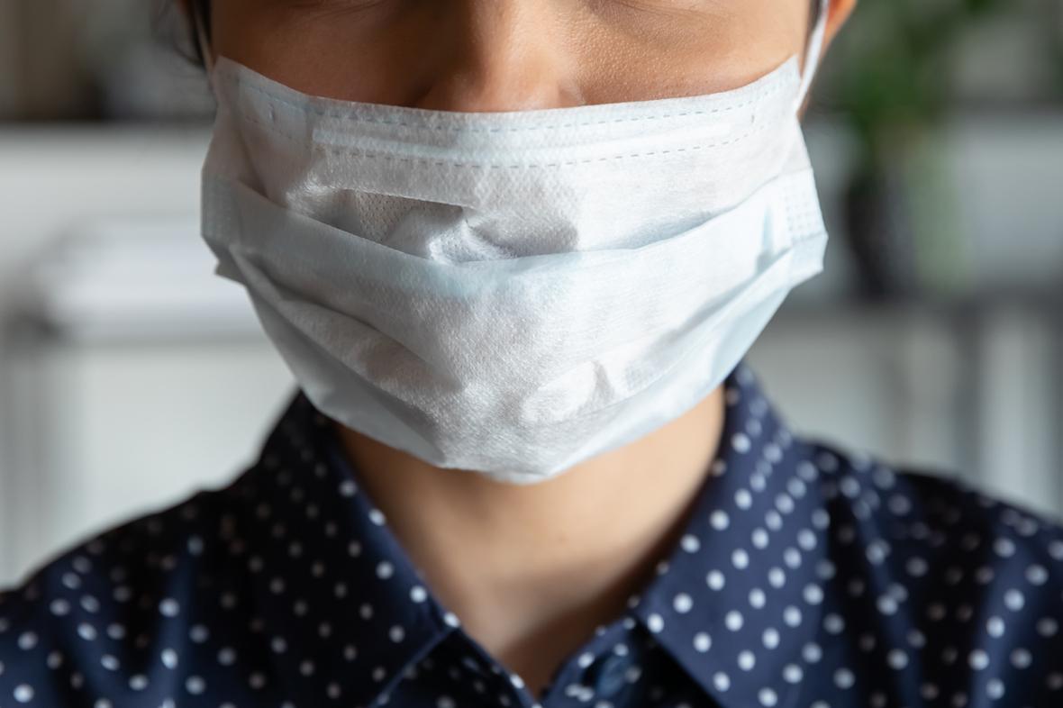 """""""Patienterna bör ha ansiktsmask på kliniken"""""""