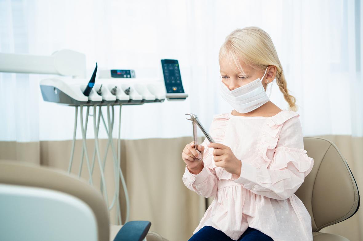 Pandemin har minskat barntandvården i Australien