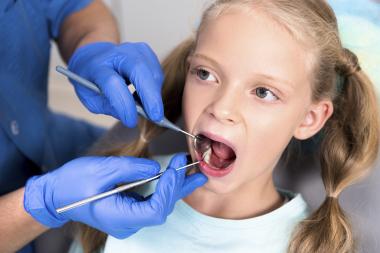 Permanent tand togs bort av misstag