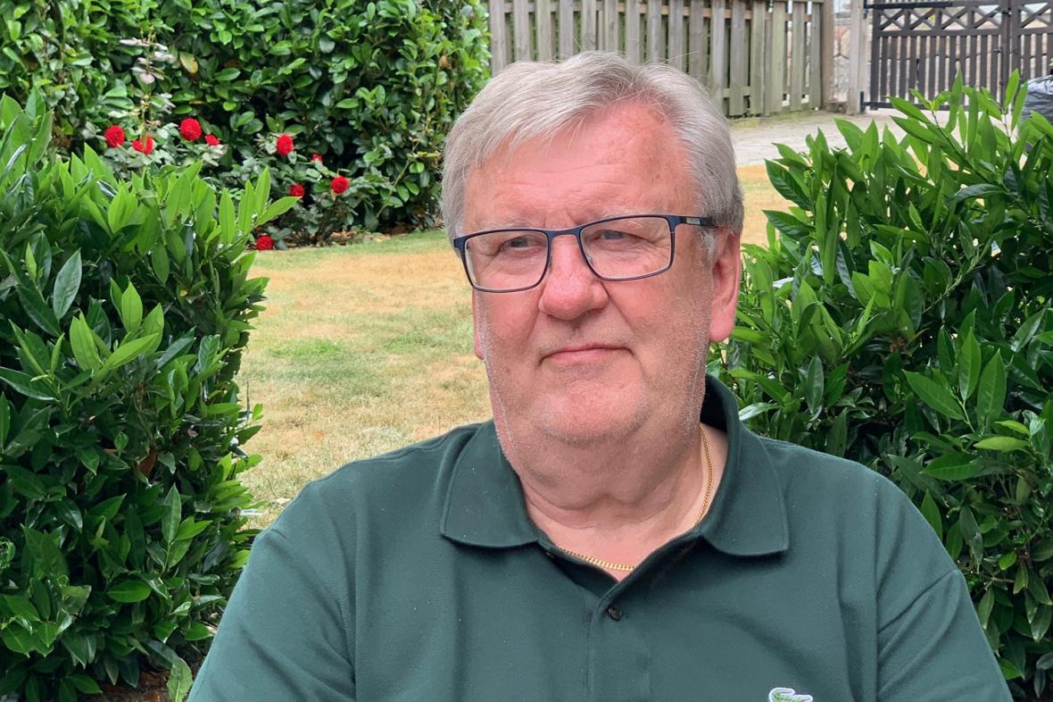 Håkan Hellbjer blir hedersdoktor vid Malmö universitet