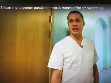 Dokumentärfilm om pandemin