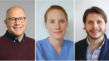 Tre nya chefer vid Folktandvården Stockholm