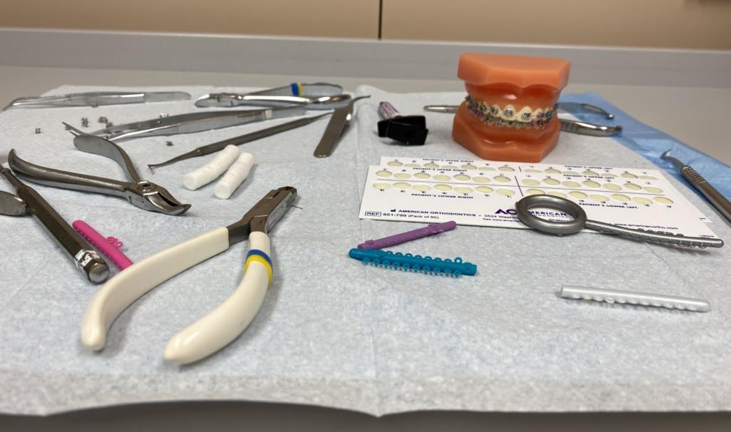 Ortodonti fast tandställning