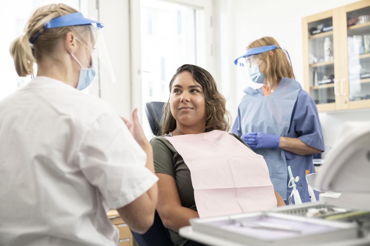 Ny klinik för allmäntandvård vid KI